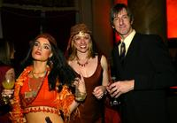 Andy Borowitz with Dancer and Guest at the