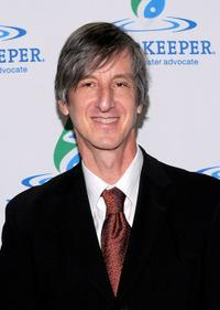 Andy Borowitz at the 2010 Riverkeeper Benefit.