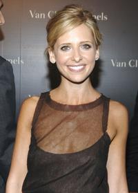 Sarah Michelle Gellar at the