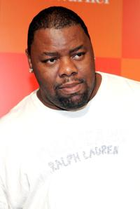 Biz Markie at the InStyle's