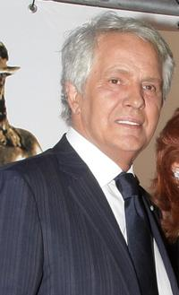 Giuliano Gemma at the David di Donatello Movie Awards.