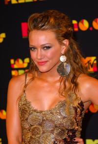 Hilary Duff at the Los Premios MTV Latin America 2007 in Mexico City, Mexico.
