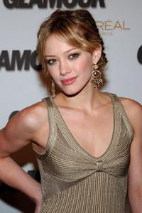 Hilary Duff at the 16th Annual Glamour Magazine