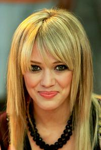 Hilary Duff at the Third Annual