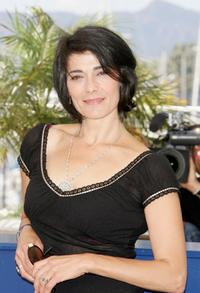 Hiam Abbass at the photocall of