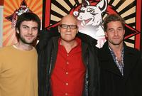 Wes Bentley, Director Allan Moyle and Scott Speedman at the 2007 Slamdance Film Festival world premiere screening of