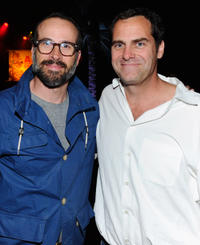 Jason Lee and Andy Buckley at the Blu-ray and DVD Release party of