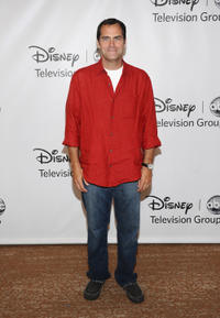 Andy Buckley at the TCA 2011 Summer Press Tour in California.