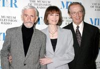Don Adams, Barbara Feldon and Bernie Kopell at the A Get Smart Reunion.