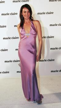 Yvette Duncan at the 10th Birthday Party of Marie Claire Magazine.