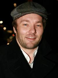 Joel Edgerton at the Ray-Ban 70th Anniversary party.