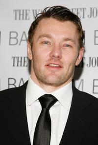 Joel Edgerton at the BAM Belle Reve Gala.