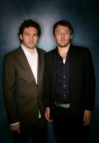 Nash Edgerton and Joel Edgerton at the 2008 Movie Extra FilmInk Awards.