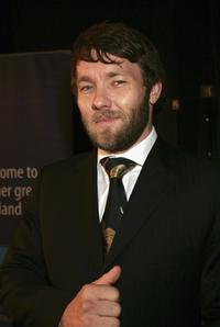 Joel Edgerton at the 2006 IF Awards media launch.