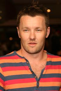 Joel Edgerton at the Sydney screening of