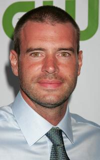 Scott Foley at the CW/CBS/Showtime/CBS Television TCA party.