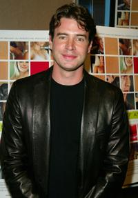Scott Foley at the screening of