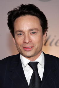 Chris Kattan at HBO's Post Golden Globe After Party in Beverly Hills.