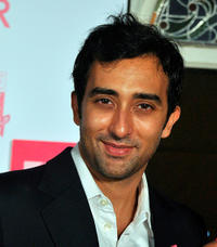 Rahul Khanna at the promotional event on breast cancer awareness in Mumbai.