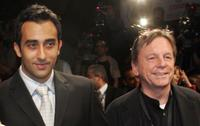 Rahul Khanna and Guest at the opening ceremony of Dubai's First International Film Festival.