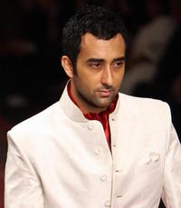 Rahul Khanna at the HDIL India Couture Week.