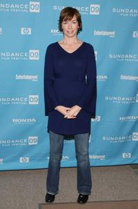 Julianne Nicholson at the screening of