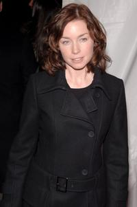 Julianne Nicholson at the premiere of