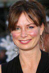 """Mary Lynn Rajskub at the premiere of """"Fred Claus""""."""