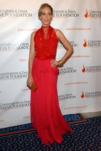 Kim Raver at the Christopher & Dana Reeve Foundation's 18th Annual A Magical Evening Gala.