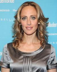 Kim Raver at the Modern Bride's launch of