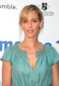Kim Raver at the opening night of