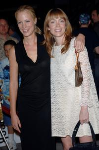 Alison Eastwood and Bonnie Root at the world premiere of