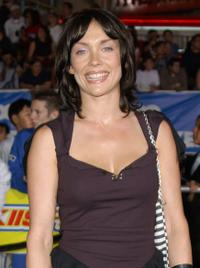 Bonnie Root at the premiere of