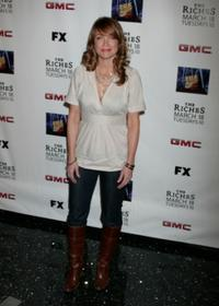 Bonnie Root at the season two premiere screening of