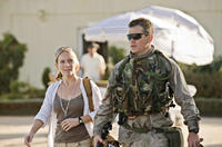 Amy Ryan and Matt Damon in