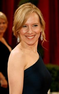Amy Ryan at the 80th Annual Academy Awards.