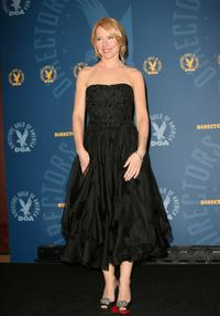 Amy Ryan at the 60th annual DGA Awards.