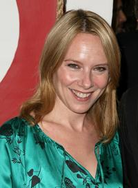 Amy Ryan at the Rogan for Target debut.