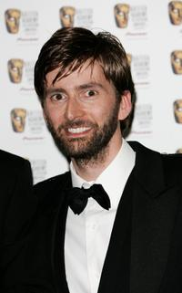 David Tennant at the Pioneer British Academy Television Awards 2006.