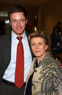 MacKenzie Astin and his mother Patty Duke at the 41st Annual ICG Publicists Awards.