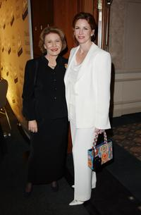 Patty Duke and Melissa Gilbert at the 20th Annual Media Access Awards.