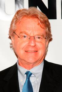 Jerry Springer at the 56th Annual Miss USA Pageant.