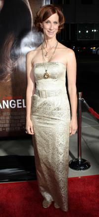 Mary Stein at the Los Angeles premiere of