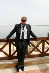 Richard Gere at the World Economic Forum in Shuneh, Jordan.
