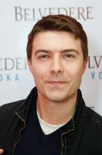 Noah Bean at the 80th Academy Awards.