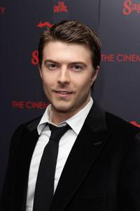 Noah Bean at the New York premiere of