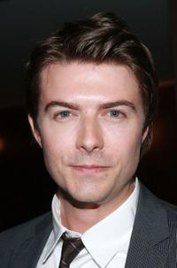Noah Bean at the premiere of