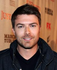 Noah Bean at the premiere of the television show