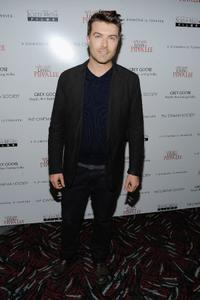 Noah Bean at the screening of