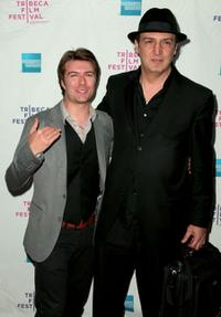 Noah Bean and Nicholas De Cegli at the 2009 Tribeca Film Festival.